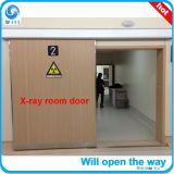 Porte automatique de pièce de rayon X