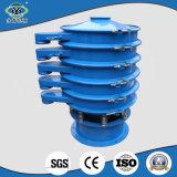 Fábrica circular de mineração do equipamento da tela de vibração
