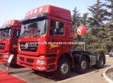 Cabeça do caminhão do trator do caminhão 6X4 de Sinotruk