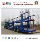 2 -Axle Car Transport Semi Trailer Truck Trailer em Promoção