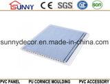 panneau de décoration de mur de plafond de PVC d'impression de largeur de 20cm fabriqué en Chine