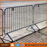 Sicherheits-Verkehrs-Metalltemporäre Fußgängermasse-Steuersperre