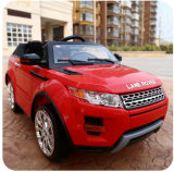 Автомобиль для детей, предыдущее образование высокой двери Land Rover электрический