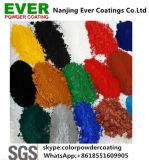 입히는 금속 또는 알루미늄 분말을%s Anti-Corrosion 폴리에스테 분말 코팅 분말 페인트