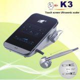 タッチ画面歯科K3 LEDの超音波計数装置、光ファイバ超音波計数装置