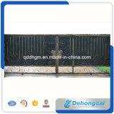 Disegno di alluminio di disegno del portello scorrevole del ferro della fabbrica di Dehong/del cancello di scivolamento