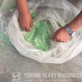 Машина 2016 дробилки молотка бутылочного стекла Yuhong 1-10tph