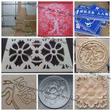 キャビネットドアのための安い価格3D CNCの彫版か切り分けるか、または木製のカッター機械