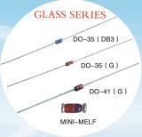 diodo de vidro 1n4734A/Dl4734A de 1.0W Zener