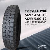 Motorcycletyre und Reifen 450-12 500-12 des Gefäß-(butyl& inneres Gummigefäß)