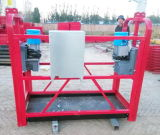 Plataforma suspendida modelo giratoria de la aleación de aluminio de Zlp