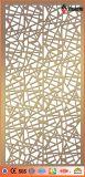 熱い販売! CNCの機械によって切り分けられるアルミニウム合成の壁の装飾の彫刻(IDEABONDによって供給される)