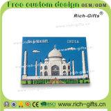 PVC 냉장고 자석 기념품 승진 선물 Taj Mahal 인도 (RC-IA)