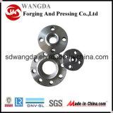 GOST 12820-80 brides de l'acier du carbone NA 6 pour le produit pétrochimique et l'industrie du gaz