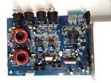 Amplificador de energía audio de gama alta profesional del Mosfet de 2 canales