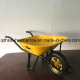 Roda do plutônio para o uso do Wheelbarrow