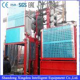 elevador de la construcción del alzamiento de la construcción 2t para los edificios