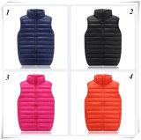 Оптовая куртка 604 светлого спуска одежды