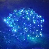 [لد] شبكة ضوء لأنّ [كريستمس] حديقة عطلة شجرة زخرفة