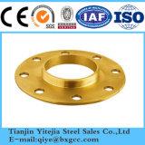 Flange de cobre feita em China