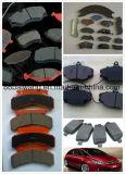 Fabricante de la fábrica de las zapatas de freno