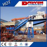 Placa de exibição digital para fábrica de lotes de operador de plantas