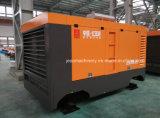 Compresseur d'air mobile à moteur diesel de compactage à deux étages de prix coûtant