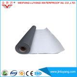 Membrana de impermeabilización del PVC del cloruro de polivinilo para el túnel
