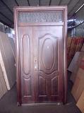 Porta de aço interior da alta qualidade ou exterior segura da segurança