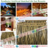 Synthetische Thatched DachBalihawaii künstliche Thatch Tiki Stab-Hüttemaldives-Rücksortierungen Thatched Häuschen