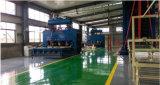MDF / contrachapado / tablero de partículas aglomerado Laminación de la melamina del ciclo corto Línea de producción de la prensa caliente