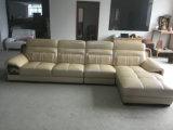 Neues Ankunfts-Sofa, Bezirk-angemessenes neues Modell-Leder-Sofa (A843)