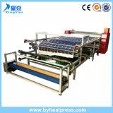 Hochgeschwindigkeitsöl-Heizungs-Drehsublimation-Wärmeübertragung-Maschine