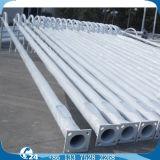 Hot-DIP galvanisierte Stahloberflächenfarbanstrich-Solarstraßenbeleuchtung elektrischer Pole