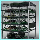 Levage hydraulique de Mutrade et stationnement de puzzle de système de stationnement de glissière