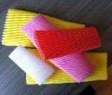 Fabrik-direkt freies Beispielstarkes Polythen erweitertes Schaumgummi-Flaschen-Hülsen-Netz