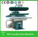 세탁물 장비 증기 압박 철 기계 (WJT)