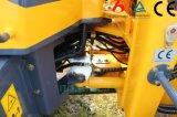 Zl16fの販売のための小型車輪のローダーの農場の使用機械