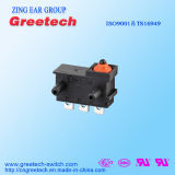 Micro interruttore elettrico/micro interruttore meccanico con RoHS e l'UL