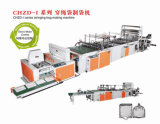 Automatischer aufreihender Hochgeschwindigkeitsbeutel, der Maschine herstellt