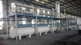 Spezielle Design Tyre Recycling Pyrolysis Machinery 12tpd Zeit-Einsparung