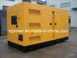 Cummins Engine (25kVA-250kVA)의 침묵하는 Electric Diesel Generator Set Powered