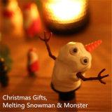 Interessante Spielwaren, die Monster-Lehm-Kitt schmelzen