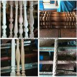 Torno de torneado de madera del CNC para la columna etc. H-P150s de Stairpost del béisbol