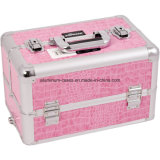 高品質のアルミニウム美の装飾的な工具箱(Bct16)