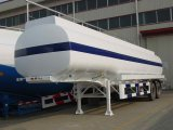 нефтяного танкера 13000gal грузовика трейлер Semi