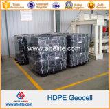 HDPE estándar Geoweb plástico Geocells de ASTM D