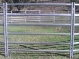 Painel de aço do gado