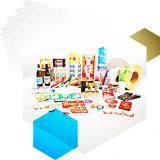 Semi VMPET Film per Food Visual Soft Packaging