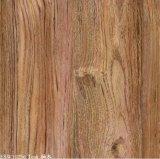 Aço pre pintado da grão de madeira (Teak)